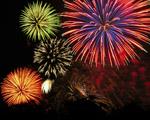 Obrázek - Novoroční ohňostroj