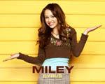 Obrázek - Miley Cyrus americká oblíbená herečka