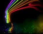Obrázek - Barvy skrývající obličej