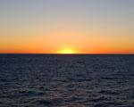 Obrázek - Západ slunce v mexickém zálivu