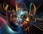 Obrázek - Kompaktní abstrakce