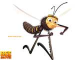 Obrázek - Komár z pohádky Pan Včelka