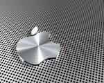 Obrázek - Aluminiové logo Apple