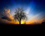 Obrázek - Čekání na východ slunce
