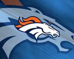 Obrázek - Denver Broncos americký fotbal