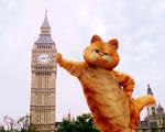 Obrázek - Garfield a Big Ban