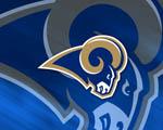 Obrázek - St. Louis Rams americký fotbal