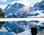 Zimní dovolená v Alpách