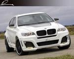 Obrázek - BMW Lumma clr pohled zpředu