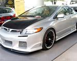 Obrázek - Honda Civic SI tuning