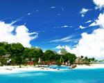 Obrázek - Paradise