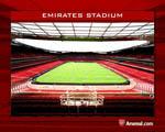 Obrázek - Emirates stadion Arsenálu Londýn
