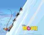 Obrázek - Homer Simpson na Aljašce