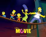 Obrázek - Rodina Simpsonů na útěku