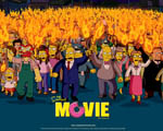 Obrázek - Hon na rodinu Simpsonů