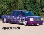 Obrázek - Tuningově upravený Cadillac Escalade