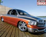 Obrázek - Upravený truck Dodge Ram na leasing