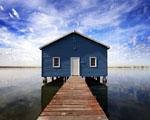 Obrázek - Poslední domek na jezeře