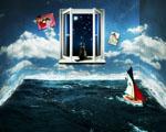 Obrázek - Celý svět v jednom pokoji