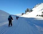 Obrázek - Výlet na lyžích