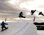 Obrázek - Snowboarding