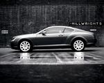 Obrázek - Bentley boční pohled