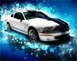 Obrázek - Ford GT 500