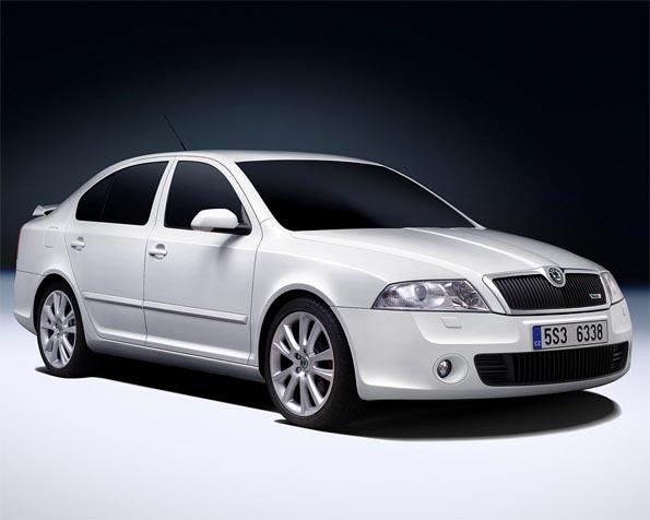 Obrázek na plochu v rozlišení 1280 x 1024 - Škoda Octavia RS