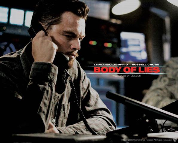 Obrázek na plochu v rozlišení 1280 x 1024 - Labyrint lží nově připravovaný film s Leonardem DiCaprio