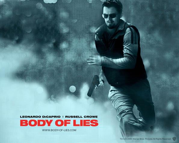 Obrázek na plochu v rozlišení 1280 x 1024 - Leonardo DiCaprio jako tajný agent CIA