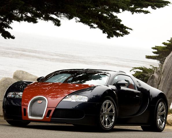 Obrázek na plochu v rozlišení 1280 x 1024 - Bugatti Veyron Fbg par Hermes 2009