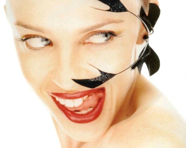 Volba: tapeta v rozlišení 1280 x 1024 - Australská zpěvačka Kylie
