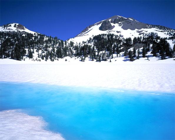 Obrázek na plochu v rozlišení 1280 x 1024 - Horská příroda