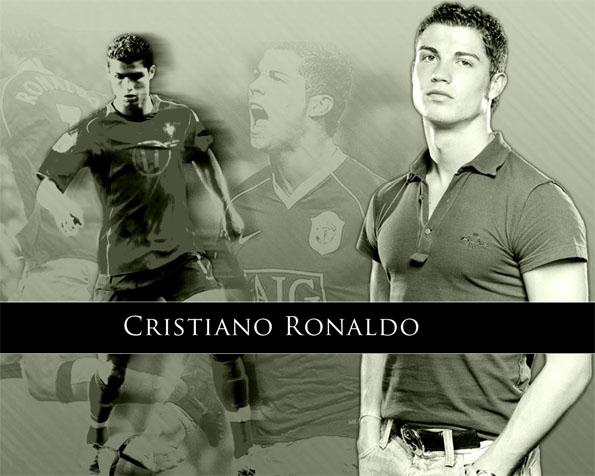 Obr�zek na plochu v rozli�en� 1280 x 1024 - Cristiano Ronaldo