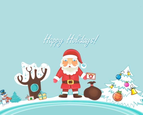 Obrázek na plochu v rozlišení 1280 x 1024 - Šťastné a veselé vánoce všem