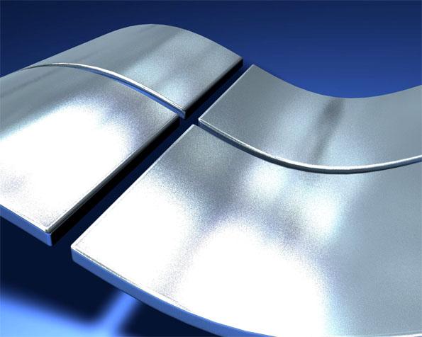 Volba: tapeta v rozlišení 1280 x 1024 - Chromované logo Windows