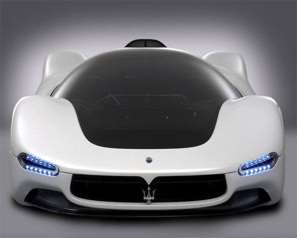 Obrázek na plochu v rozlišení 1280 x 1024 - Maserati koncept