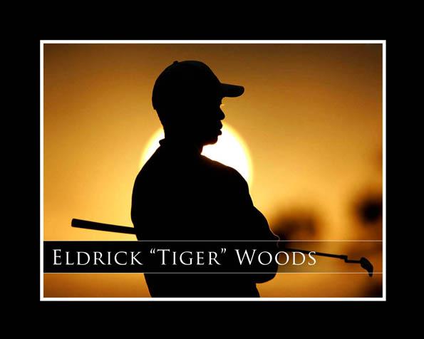 Obrázek na plochu v rozlišení 1280 x 1024 - Eldrick Tiger Woods nejlepší golfista světa