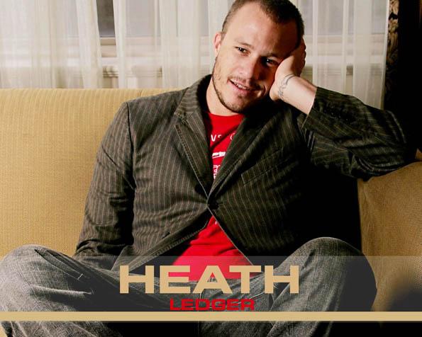 Volba: tapeta v rozlišení 1280 x 1024 - Heath Ledger v příjemné náladě