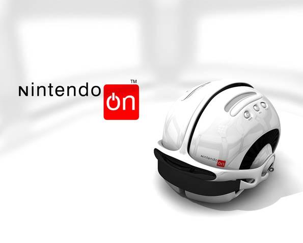 Volba: tapeta v rozlišení 1280 x 1024 - Nintendo ON