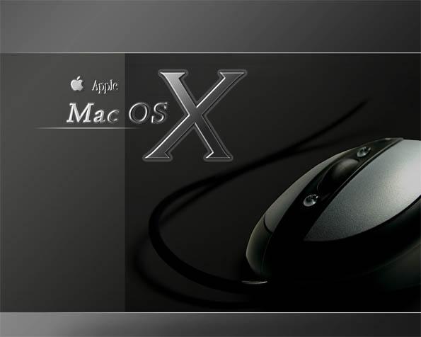 Volba: tapeta v rozlišení 1280 x 1024 - Apple Mac Os X