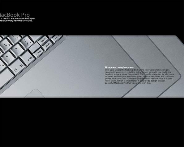 Obrázek na plochu v rozlišení 1280 x 1024 - Macbook Pro