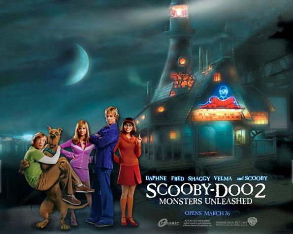 Obrázek na plochu v rozlišení 1280 x 1024 - Scooby Doo kde pak jsi