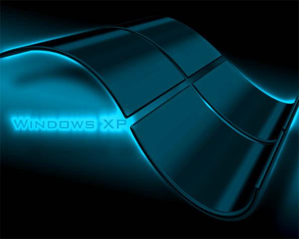 Obrázek na plochu v rozlišení 1280 x 1024 - Windows XP pozadí na plochu