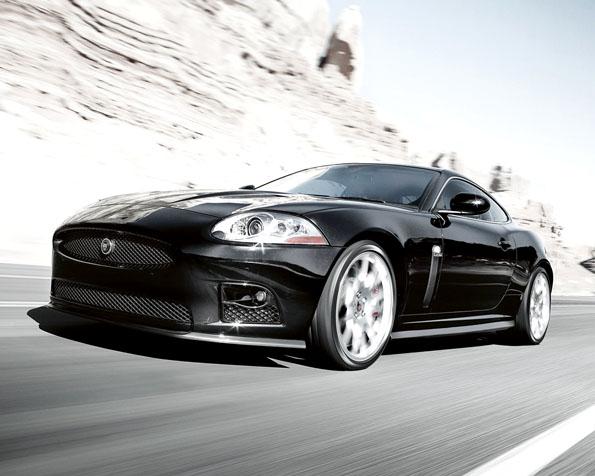 Obrázek na plochu v rozlišení 1280 x 1024 - Jaguar XKR S