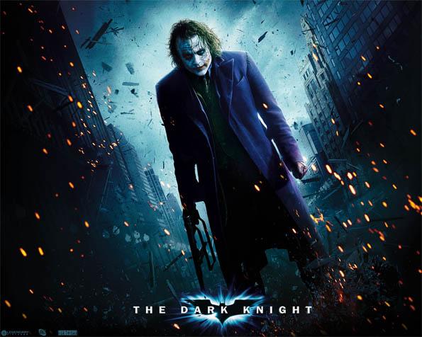 Obrázek na plochu v rozlišení 1280 x 1024 - Nepříčetný Joker
