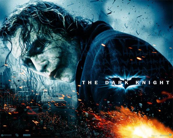 Obrázek na plochu v rozlišení 1280 x 1024 - Joker ve filmu Batman Temný rytíř
