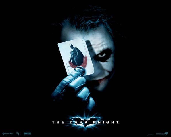 Obrázek na plochu v rozlišení 1280 x 1024 - Jokerova vizitka