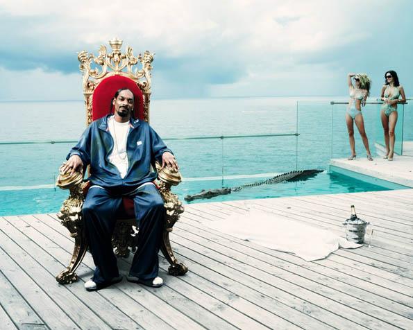 Obrázek na plochu v rozlišení 1280 x 1024 - Největší pimp Snoop Dogg