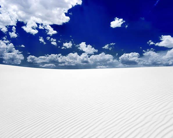 Volba: tapeta v rozlišení 1280 x 1024 - Sněhobílá poušť